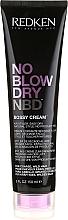 Parfums et Produits cosmétiques Crème coiffante séchage à l'air libre pour cheveux épais et rebelles - Redken No Blow Dry Bossy Cream