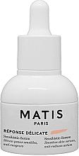 Parfums et Produits cosmétiques Sérum à l'acide hyaluronique pour visage - Matis Reponse Delicate Sensibiotic Serum Sensitive Skin