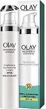 Parfums et Produits cosmétiques Crème à la niacinamide pour visage - Olay Regenerist Luminous Brightening & Protecting Cream SPF-20