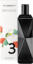 Parfums et Produits cosmétiques Glasshouse La Maison Room Fragrance Spray No.3 Gardenia Inoubliable - Parfum d'intérieur