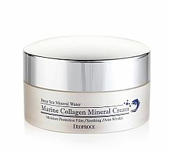 Parfums et Produits cosmétiques Crème au collagène marin pour visage - Marine Collagen Mineral Cream, Deoproce