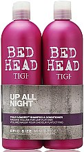 Parfums et Produits cosmétiques Tigi Bed Head Fully Loaded Tween Duo - Set (shampooing/750ml + après-shampooing/750ml)