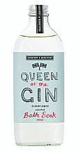 Parfums et Produits cosmétiques Bain moussant, Sureau noir - Bath House Barefoot & Beautiful Queen Of The Gin Elderflower Bath Soak