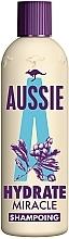 Parfums et Produits cosmétiques Shampooing à l'huile de noix de macadamia - Aussie Miracle Moist Shampoo
