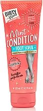 Parfums et Produits cosmétiques Gommage à l'huile d'eucalyptus pour pieds - Dirty Works Mint Condition Foot Scrub