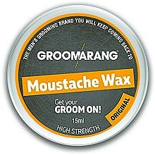 Parfums et Produits cosmétiques Cire à moustache et à barbe - Groomarang Moustache & Beard Wax