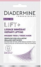 Parfums et Produits cosmétiques Masque tissu pour visage - Diadermine Lift+ Instant Lifting Tissue Mask