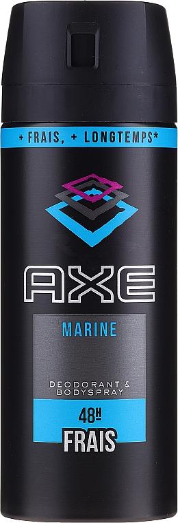 Déodorant spray parfumé - Axe Marine Deodorant Spray
