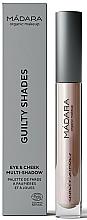 Parfums et Produits cosmétiques Fard à paupières et à joues - Madara Cosmetics Guilty Shades Eye & Cheek Multi Shadow