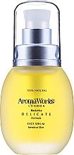 Parfums et Produits cosmétiques Sérum à l'huile de néroli pour visage - AromaWorks Delicate Face Serum Oil