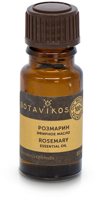 Huile essentielle bio de romarin - Botavikos Essential Oil