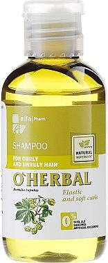 Shampooing à l'extrait de houblon - O'Herbal