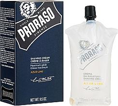 Parfums et Produits cosmétiques Crème à raser - Proraso Shaving Cream Azur Lime