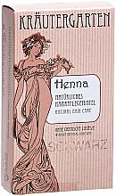 Parfums et Produits cosmétiques Poudre de henné noir - Styx Naturcosmetic Henna Schwarz