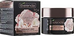Parfums et Produits cosmétiques Crème-concentré de jour et nuit à l'huile de camélia - Bielenda Camellia Oil Luxurious Cream 70+