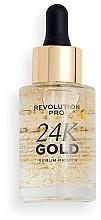 Parfums et Produits cosmétiques Sérum de base au collagène pour visage - Revolution Pro 24k Priming Serum