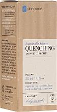 Parfums et Produits cosmétiques Sérum au jus d'aloe vera pour visage - Phenome Quenching Powerful Serum
