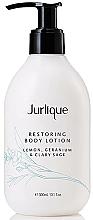 Parfums et Produits cosmétiques Lotion à l'extrait de citron pour corps - Jurlique Restoring Body Lotion Lemon Geranium and Clary Sage