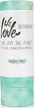 Parfums et Produits cosmétiques Déodorant stick - We Love The Planet Mighty Mint Deodorant Stick