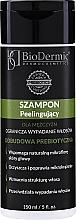 Parfums et Produits cosmétiques Shampooing exfoliant - BioDermic Prebiotic Peeling Men Shampoo