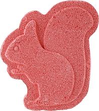 Parfums et Produits cosmétiques Bombe de bain, Écureuil à la fraise - The Body Shop Strawberry Animal Bath Bomb