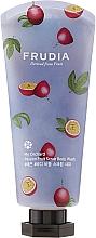Parfums et Produits cosmétiques Gel douche exfoliant fruit de la passion - Frudia My Orchard Passion Fruit Scrub Body Wash