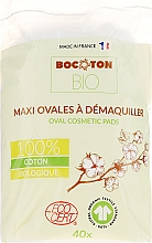 Parfums et Produits cosmétiques Maxi carrés bébé en coton 100% biologique, 60 pièces - Bocoton Bio