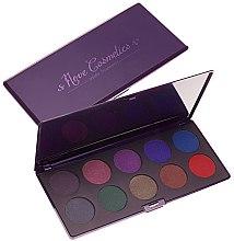 Parfums et Produits cosmétiques Palette de fards à paupières, 10 couleurs - Neve Cosmetics Scurissimi Eyeshadow Palette