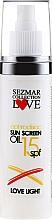 Parfums et Produits cosmétiques Huile solaire aphrodisiaque SPF15 - Sezmar Collection