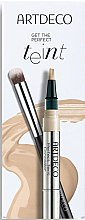 Parfums et Produits cosmétiques Kit - Artdeco Get The Perfect Teint (correcteur anti-cernes lumière/1.8ml + pinceau/1pcs)