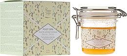 Parfums et Produits cosmétiques Granité exfoliant bi-phasée pour pieds - Peggy Sage Two-phase Granular Exfoliating Fluid
