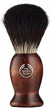 Parfums et Produits cosmétiques Blaireau de rasage - The Body Shop Men's Wooden Shaving Brush