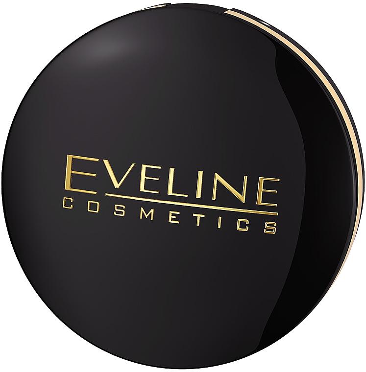 Poudre compacte minérale pour visage - Eveline Cosmetics Celebrities Beauty Powder