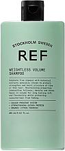 Parfums et Produits cosmétiques Shampooing à l'extrait d'aloe vera - REF Weightless Volume Shampoo