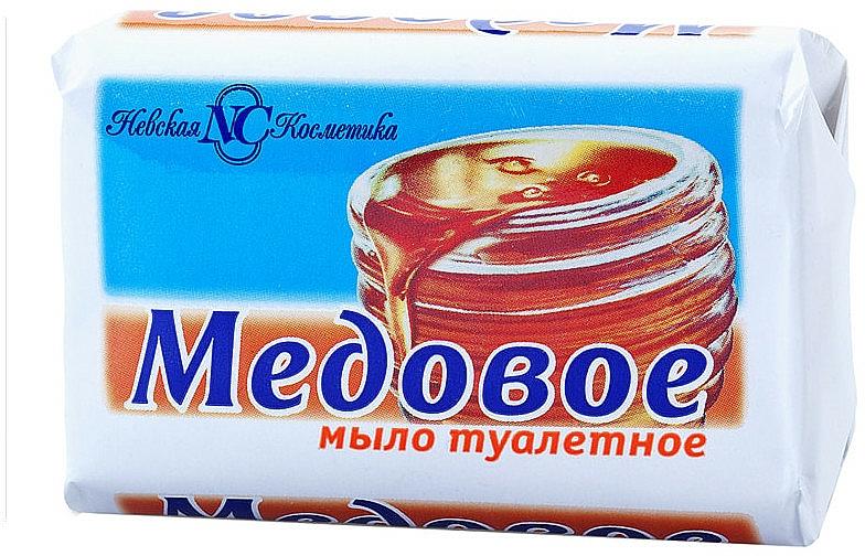 Savon de toilette, Miel - Nevskaya Kosmetika