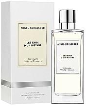 Parfums et Produits cosmétiques Angel Schlesser Les Eaux d'un Instant Intimate White Flowers - Eau de Toilette