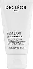 Parfums et Produits cosmétiques Crème ambrée à l'extrait de carotte pour visage - Decleor Aromessence Green Mandarin Sun-Kissed Glow Cream