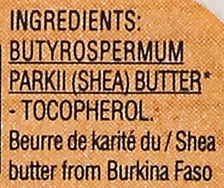 Beurre de karité pur pour corps (mini) - L'occitane Organic Pure Shea Butter — Photo N4