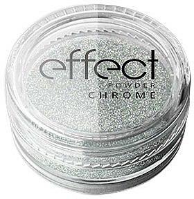 Poudre pour ongles effet chrome - Silcare Effect Powder