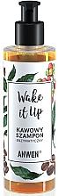 Parfums et Produits cosmétiques Shampooing enzymatique au café et réglisse - Anwen Wake It Up Shampoo