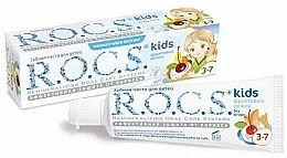 Parfums et Produits cosmétiques Dentifrice, Cône de fruits - R.O.C.S. Kids