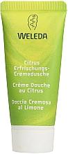 Parfums et Produits cosmétiques Crème de douche au citrus - Weleda Citrus Creamy Body Wash (mini)