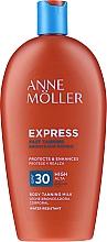 Parfums et Produits cosmétiques Baume solaire waterproof pour corps - Anne Moller Express SPF30