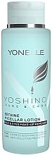 Parfums et Produits cosmétiques Eau micellaire à la bétaïne - Yonelle Yoshino Pure & Care Betaine Micellar Lotion