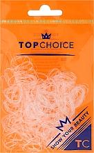 Parfums et Produits cosmétiques Élastiques à cheveux 22715, transparent - Top Choice