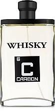 Parfums et Produits cosmétiques Evaflor Whisky Carbon Pour Homme - Eau de Toilette
