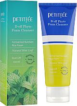 Parfums et Produits cosmétiques Mousse nettoyante à l'extrait de papaye pour visage - Petitfee&Koelf D-off Phyto Foam Cleanser