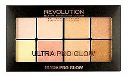 Parfums et Produits cosmétiques Palette d'enlumineurs pour visage - Makeup Revolution Ultra Pro Glow