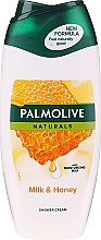 Parfums et Produits cosmétiques Gel douche au lait et miel - Palmolive Naturals