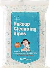 Parfums et Produits cosmétiques Lingettes démaquillantes humides à l'extrait de plantes - Cettua Make Up Wipes